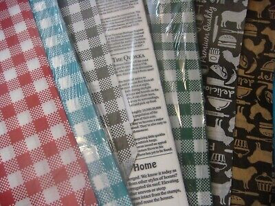 ASSORTED COLOURS IN GREASEPROOF PAPERS, PACK OF 200, 31cm LONG x 19cm WIDE NEW