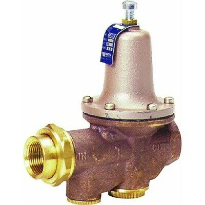 Water Pressure Reducing Valve,No LF25AUBZ3 3/4,  Watts Water Technologies 3Pk