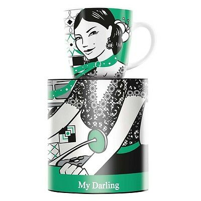 Ritzenhoff My Darling Designer Kaffeebecher, Tasse by Virginia Romo 2015