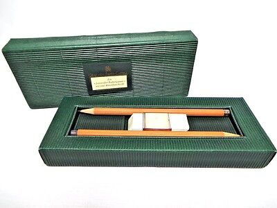 Graf von Faber Castell Case Two Pencils and Rubber- 13118552 PG