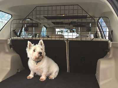 Volkswagen Touareg Car Boot Universal Wire Mesh Grill Dog Guard