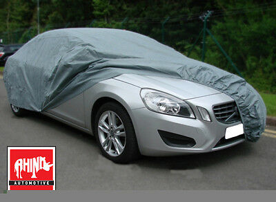 Rover 45 Saloon 04-05 Luxury Fully Waterproof Car Cover + Cotton Lined