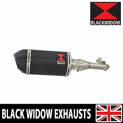 Piaggio Vespa GTS 300 ie Super 2008-2016 Carbon Exhaust System 200CT Silencer