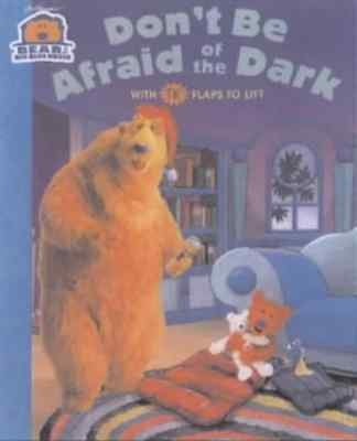 Don't be Afraid of the Dark (Bear in the Big Blue House), Good Condition Book, J