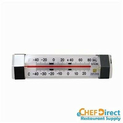Horizontal Liquid Scale Thermometer -40F To 80F