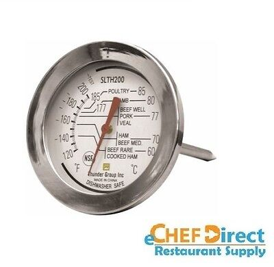 120°F to 200°F Dial Meat Thermometer