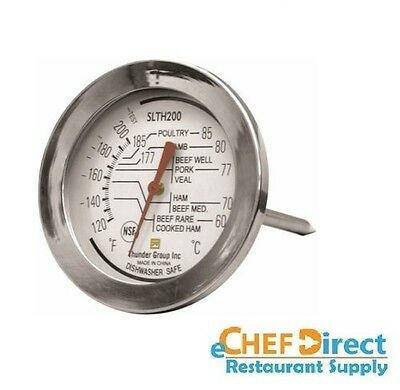 120F to 200F Dial Meat Thermometer