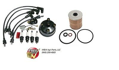 ford tractor   valve train rebuild kit naa