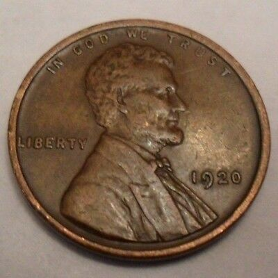 1920 P Lincoln Wheat Cent / Penny   *GOOD OR BETTER*   **FREE SHIPPING**