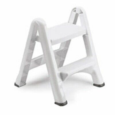Folding 2-Step Step Stool by Rubbermaid Inc, 3PK