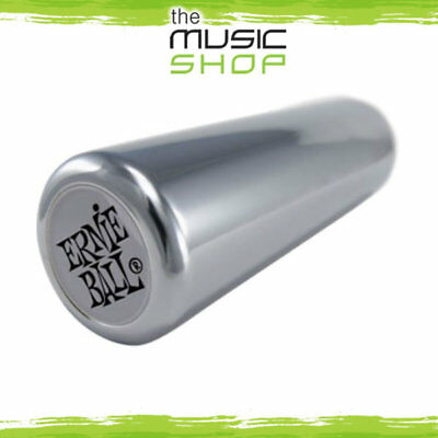 Brand New Ernie Ball Medium Steel Guitar Bar Slide - 82mm Long - 4232