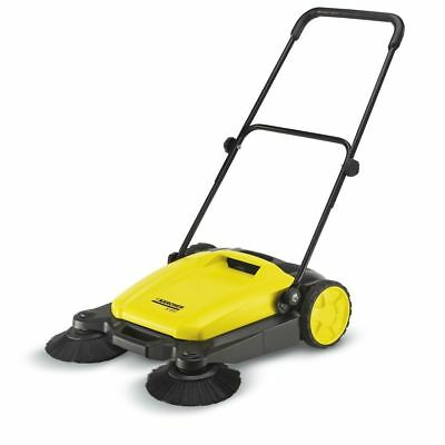 New Karcher S650 Push Sweeper 650Mm Wide, Outdoor Patios, Driveway, Car Park