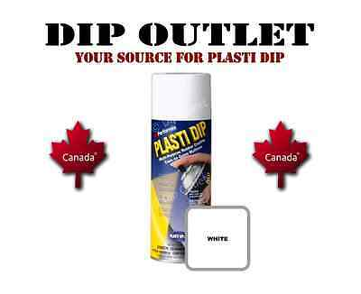 PERFORMIX PLASTI DIP WHITE - 11oz AEROSOL - NO TAX - CANADA