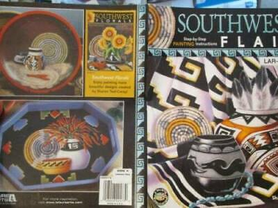 Southwest Painting Book By Sharon Teal-Coray Your Choice
