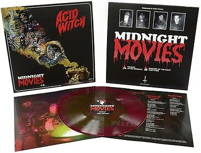 ACID WITCH - Midnight Movies colored M-LP,neu