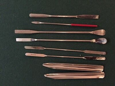 Lot #2  Chemware assorted Spatula, Spoon and more