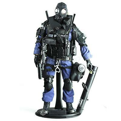 12'' SWAT US Special Forces Door Breaching Soldier 1/6 Action Figure Toy