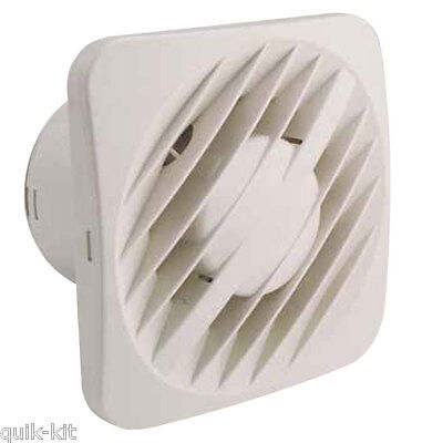 Greenwood Airvac AXSKMA Axial Extractor Fan 150 mm / 6 Inch (Humidistat)