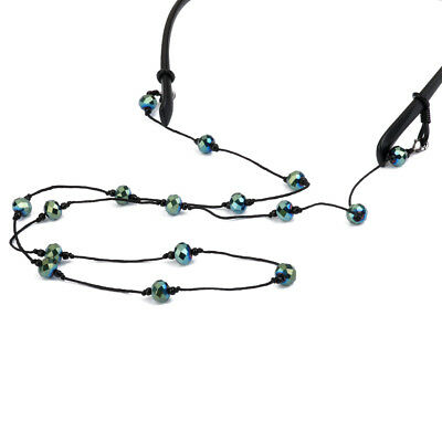Bohemia Glass Beads Holder Chain Cord for Glasses Sunglasses Spectacles NEW
