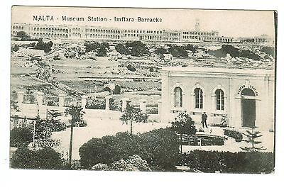 (B190) AK Malta - Museum Station - Imftara Barracks