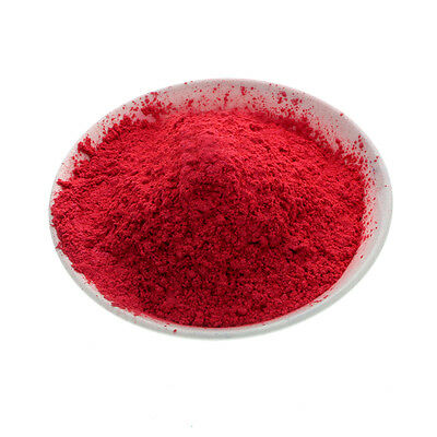 Cosmetic Grade Natural Mica Pigment Powder Soap Candle Colorant Dye Oriental Red