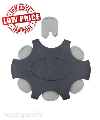 NEW Oticon ProWax Turtle Wax Guard (replaces NoWax) from Hearing Savers