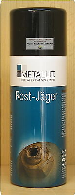 Metallit Rost-Jäger 400ml Spraydose