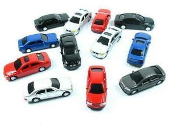 10pcs N GAUGE SCALE CARS 1:150