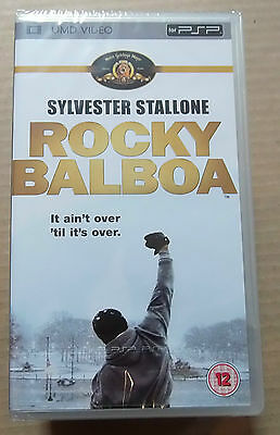 Rocky Balboa (New & Sealed)(Sony PSP UMD Video)   Free  Postage