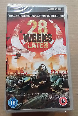 28 Weeks Later  (New & Sealed)(Sony PSP UMD Video)  Free  Postage