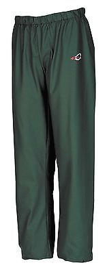 Flexothane Classic Waterproof Trousers Green  XS-XXXL ***FREE DELIVERY***