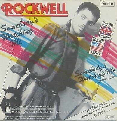 Rockwell  somebody s watching me
