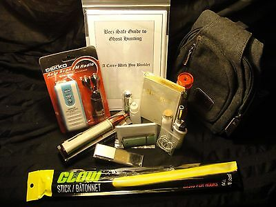 Ghost Hunters Safety Kit
