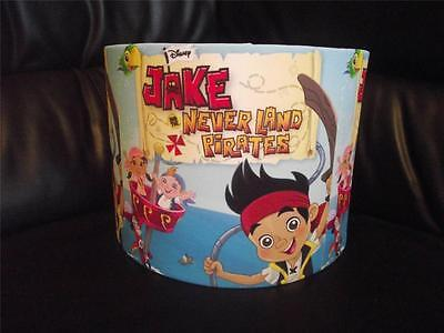 "Jake And The Neverland Pirates 10"" Drum Ceiling Lampshade Lightshade"