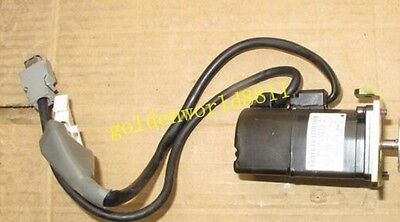 Yaskawa servo motor SGMAH-A5A1A-AD11 good in condition for industry use