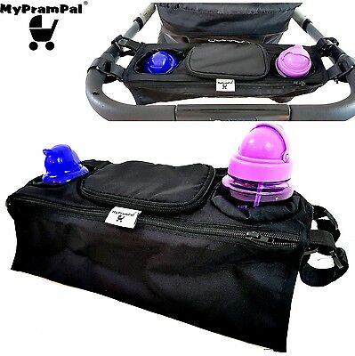 My Pram Pal® Organiser Baby Buggy Stroller Travel Storage Bag Pouch UK