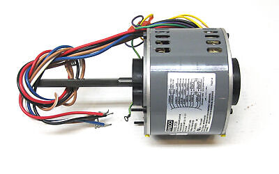 Fasco Air Handler Fan Motor D725 1/4 HP 1075 RPM 230 Volts