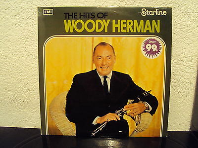 WOODY HERMAN - The hits of