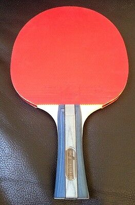 Swiftflyte Table Tennis Ping Pong Bat Paddle Lion 3 Stars Professional Superior