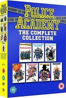 Police Academy: The Complete Collection - DVD Region 2 Free Shipping!