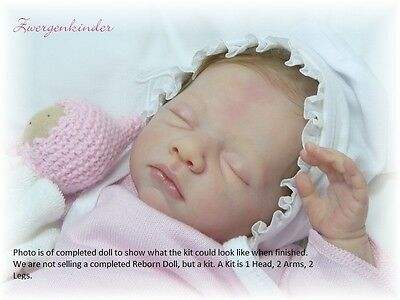 Reborn Doll Kit, Estelle By Linde Scherer, Vinyl Doll Kit