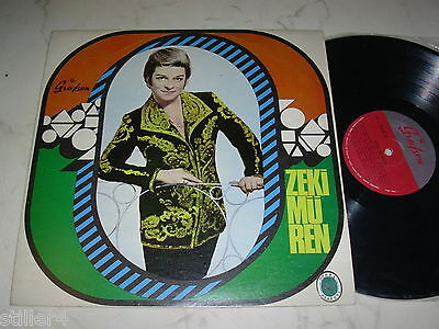TÜRKEI LP ZEKI MÜREN Same *MEGARARE TURKISH GRAFSON LABEL ORIGINAL 1st PRESS*!!!