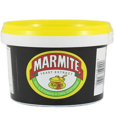 Marmite Yeast Extract 600g Tub - Sold Worldwide from UK