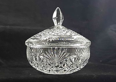 Bohemian Crystal Candy Bowl