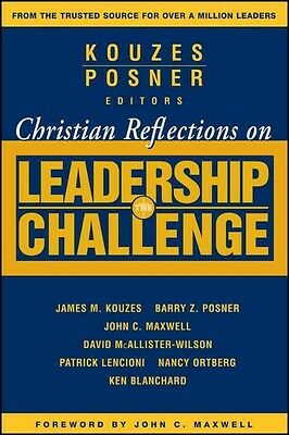 Christian Reflections on the Leadership Challenge by Kouzes Paperback Book (Engl
