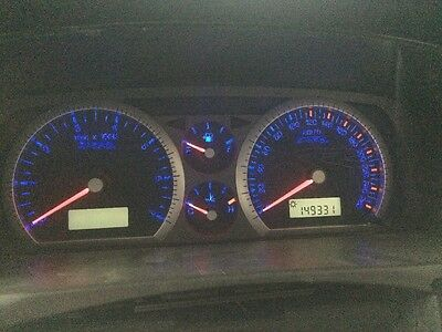Ford Falcon Instrument Cluster Ba, Xr Low Series 149331 Kms