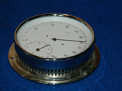 LUFFT GERMANY CADRAN % taux humidité THERMOMETRE thermometer BAROMETER barometre