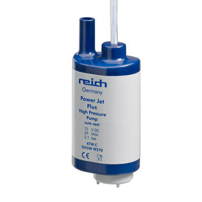 Reich Tauchpumpe Power Jet Plus 25 Liter 2,1 bar
