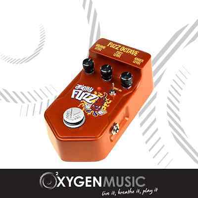 Visual Sound Angry Fuzz V2 Electric Guitar Effects Pedal