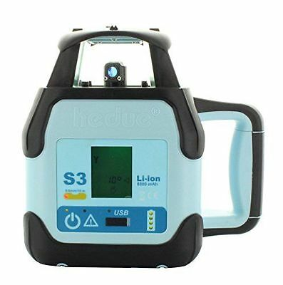 hedue, Laser rotativo S3 in Systainer, R188 NUOVO